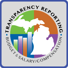 Transparency reporting logo