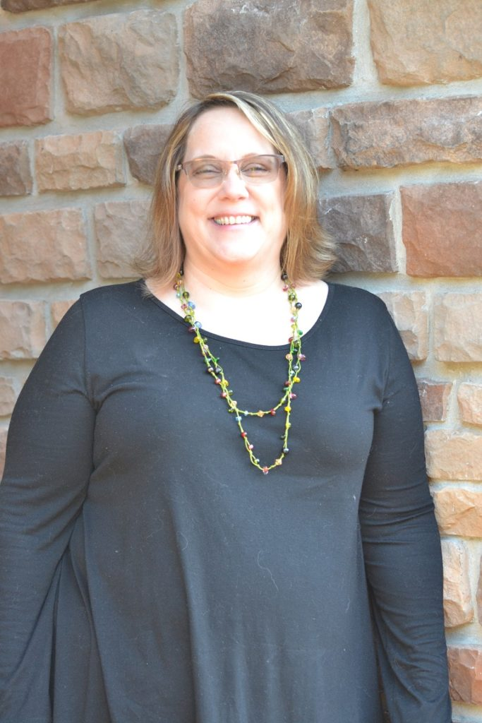 Photo of Karen Kangas, ECSE Non-Classroom Teacher