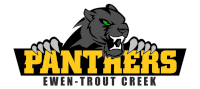 Ewen-Trout Creek Panthers Logo