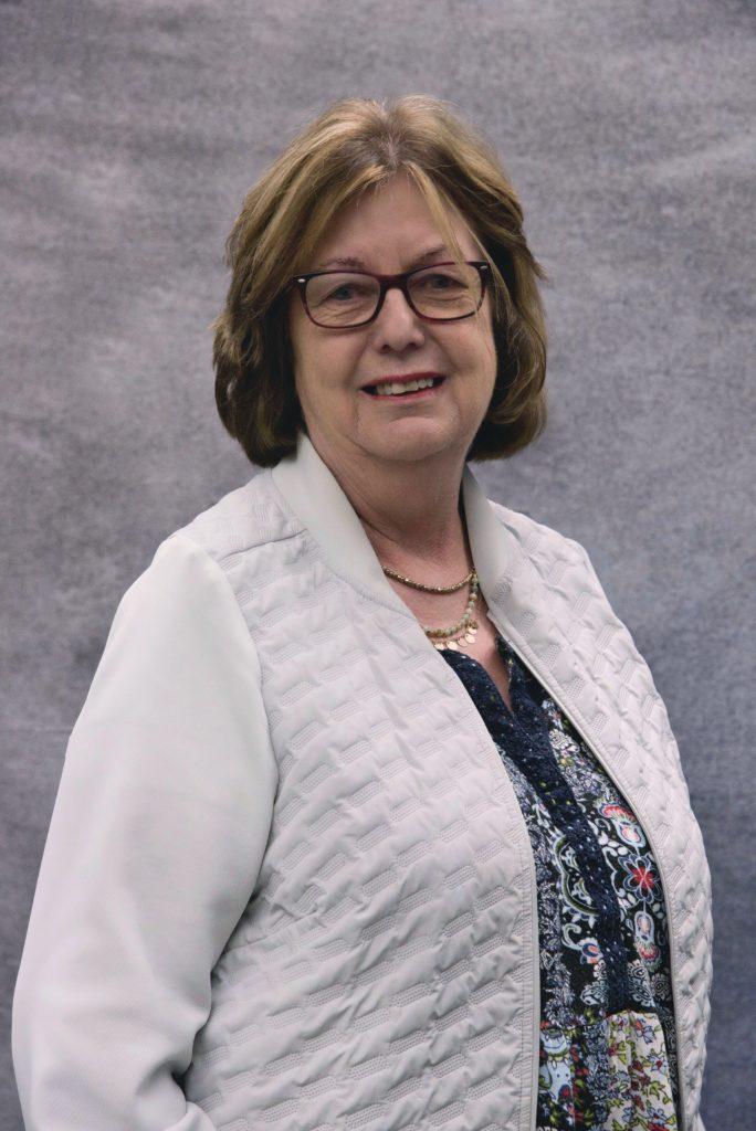 Photo of Ann Wuorinen, Board Treasurer